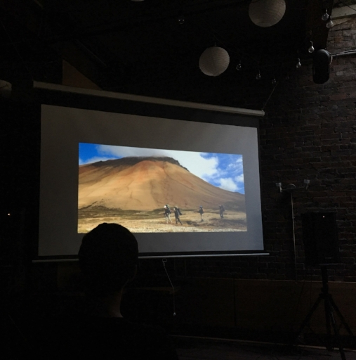 We held a private screening of Colours of Edziza as part of the launch of the Groundswell Youth Program.