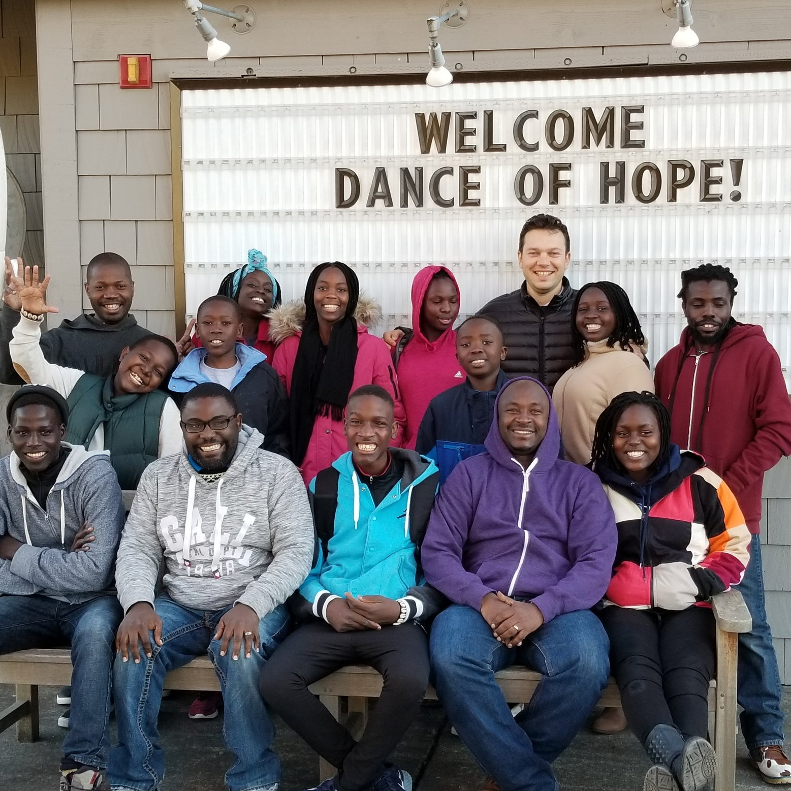 """…is looking for guidance on fulfilling their purpose in life."" - - Dima Itskovic, Dance of Hope."