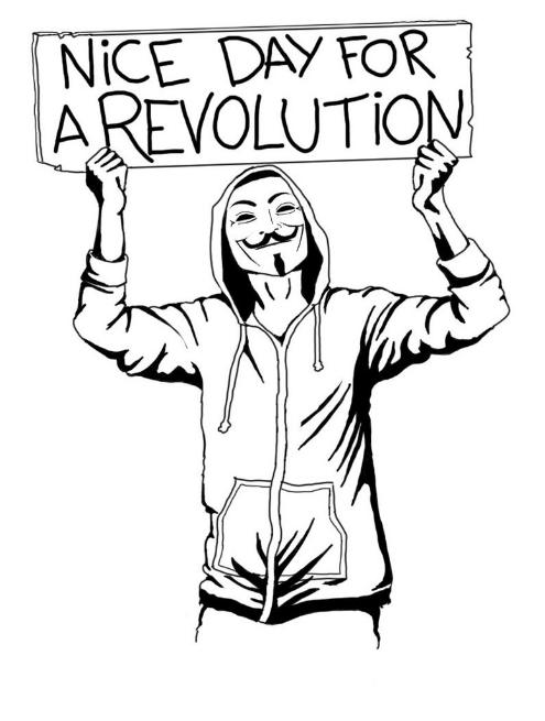 Revolutionary / make a change
