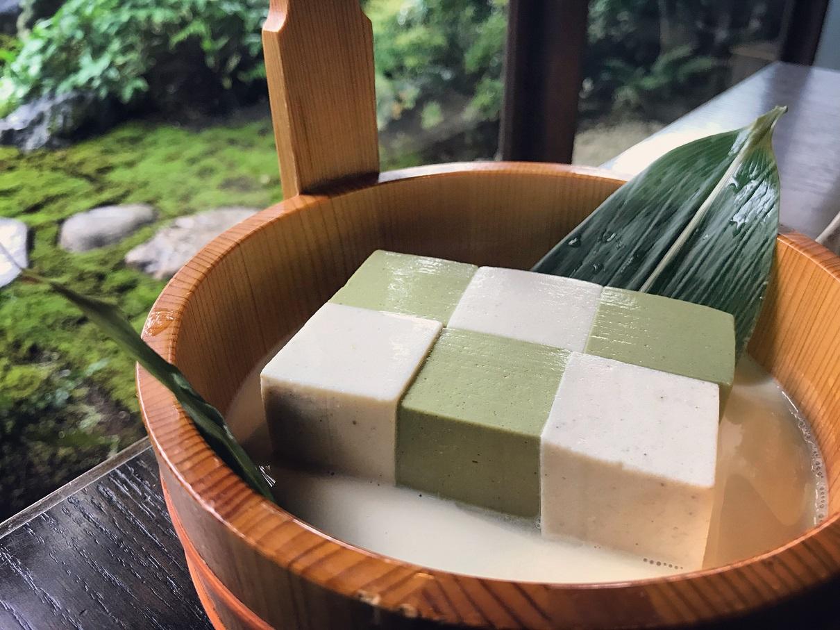 matsugae tofu kyotours