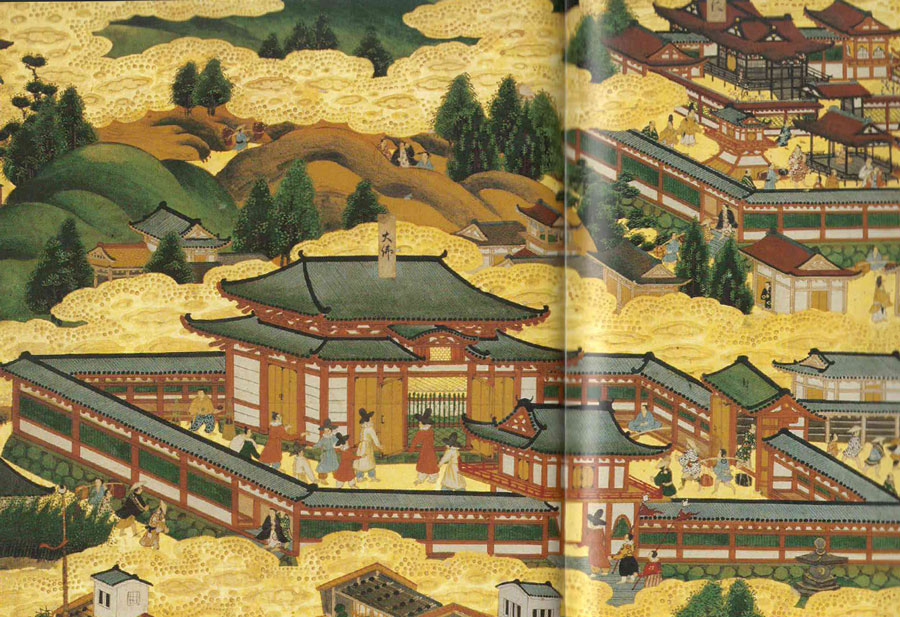 daibutsu temple