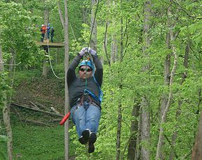 Indiana Zip Line Tours