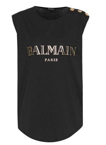 Balmain Cotton Top
