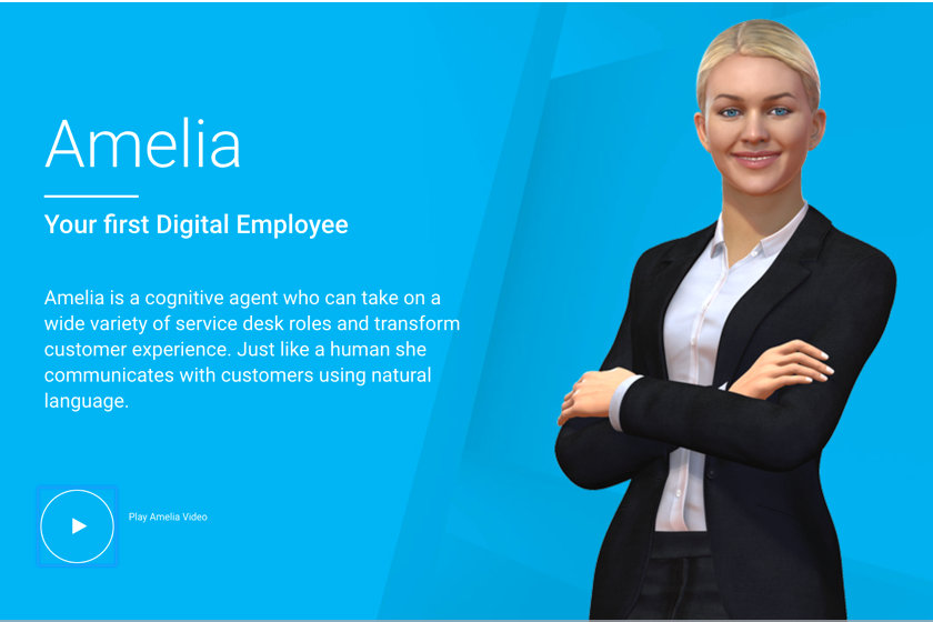 VEA's   exist within an organisation, enabling employee engagement with staff and enterprise systems. VEA's are generally integrated into front ends of enterprise software and can be used for scheduling, personalised reporting and data collection.