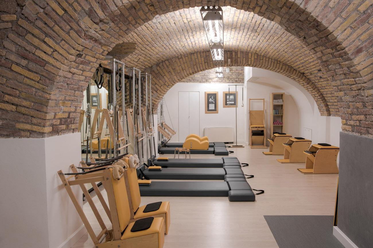 TRUE PILATES® ITALIA   Primo centro Pilates italiano    METODO PILATES