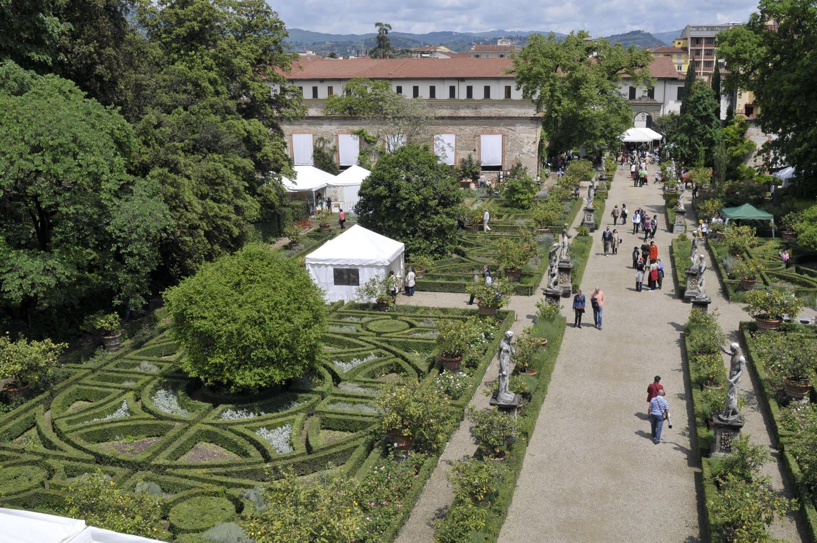 Giardino Corsini, Firenze
