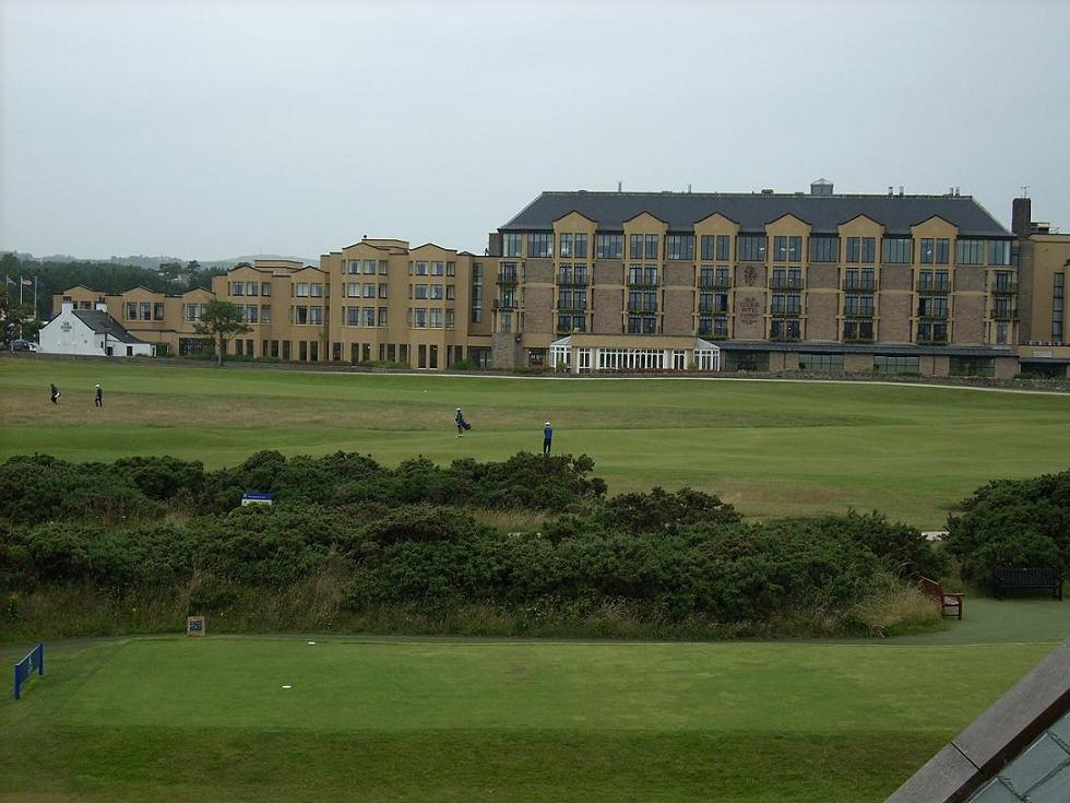 The Old Course Hotel, St Andrews