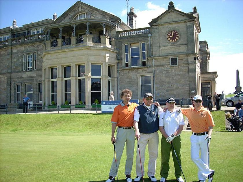 Old Course St Andrews R&A