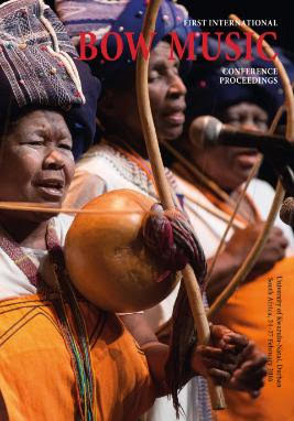 2016 Conference Proceedings - The International Library of African Music (ILAM) hereby announces the publication of the proceedings of the 1st International Bow Music Conference. Edited by Sazi Dlamini, this publication is a volume of selected articles presented at the '1st International Bow Music Conference' that was held by the Music Department at the University of KwaZulu-Natal in February 2016. Contributors to the volume include Dave Dargie, Gregory Beyer, Jason Finkelman, Tiago de Pinto and Mariano González, Luka Mukhavele, Bernhard Bleibinger, Jennifer Kyker, Klaus-Peter Brenner, and Andile Khumalo. The book comes with a CD and is available at a price of R350 per copy. Please contact Liezl Visagie for a copy: l.visagie@ru.ac.za