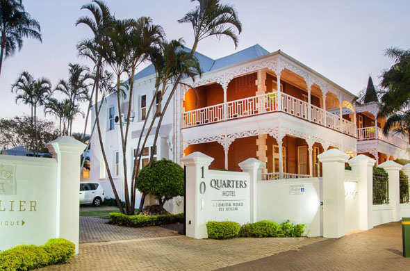 Quarters Hotel - Florida Road
