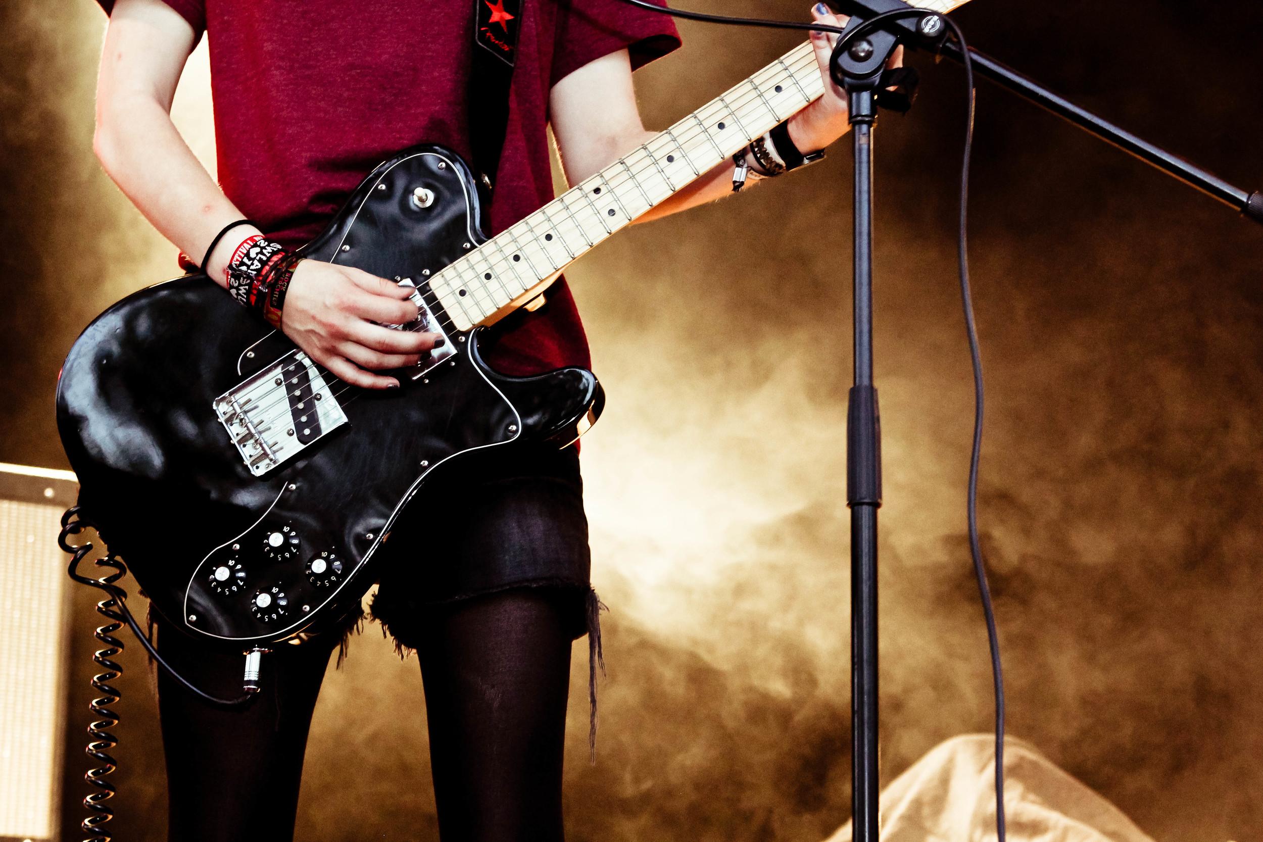 Blackbox Red - Fender Tele guitar