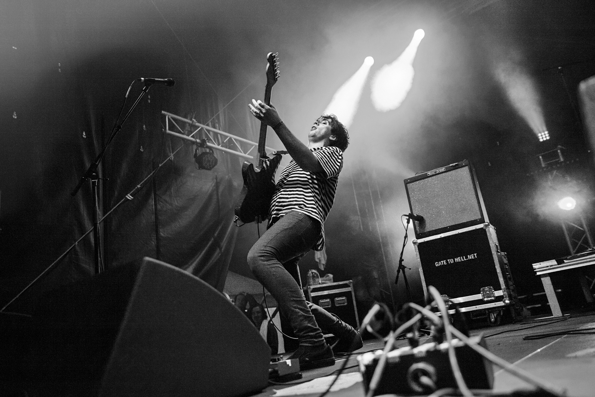 Pulled Apart By Horses II