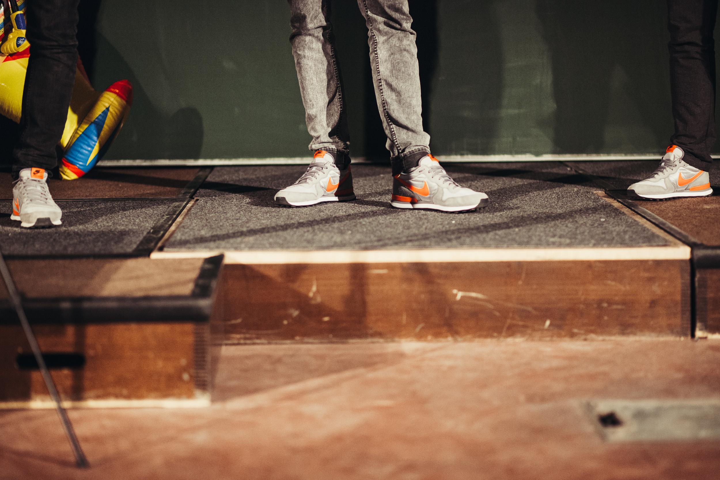 Corporate Design Shoes - teammosaik