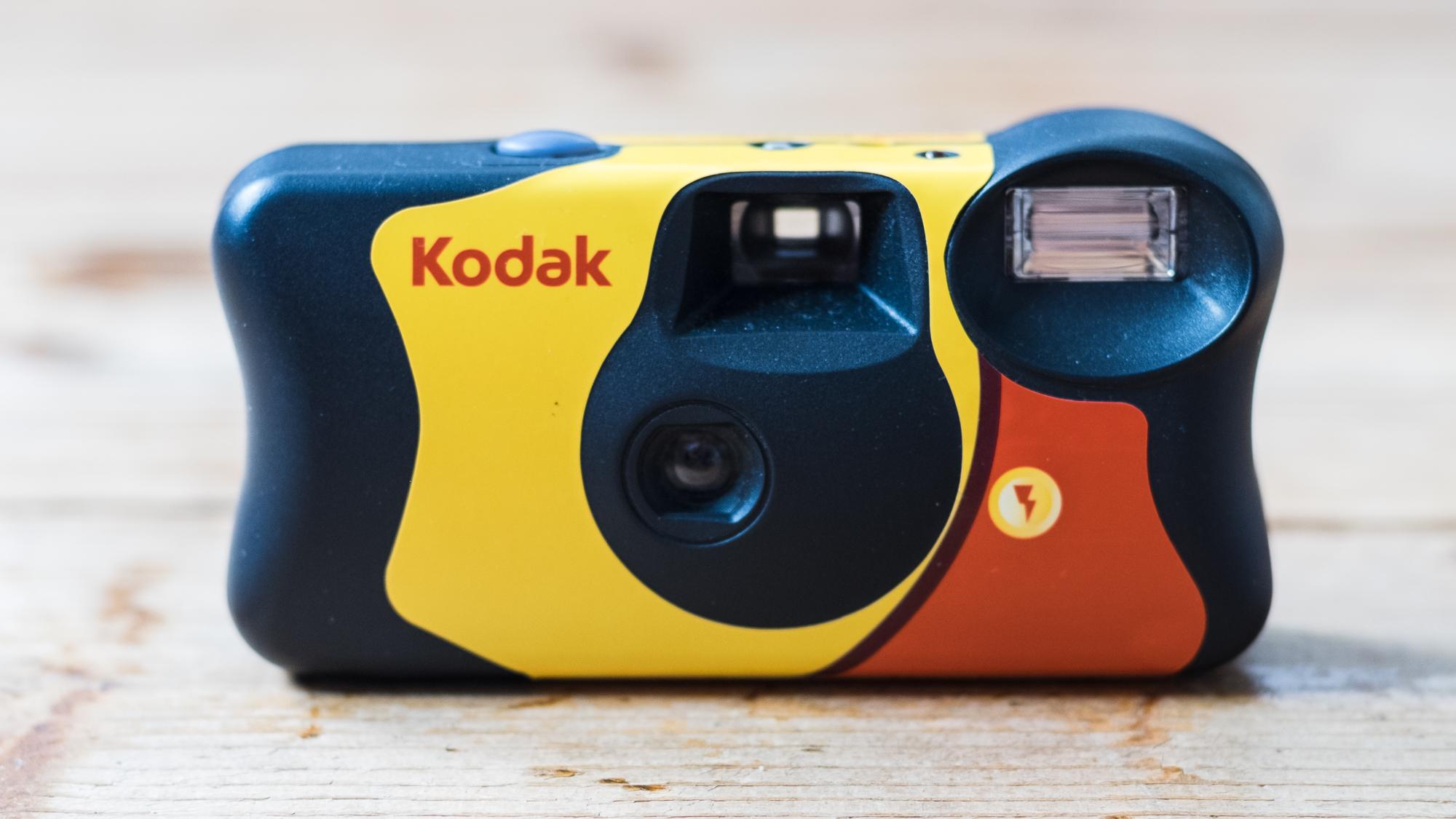 Einmalkamera - Rossmann Kodak // Ich hatte aber eine von dm dabei. pscht.