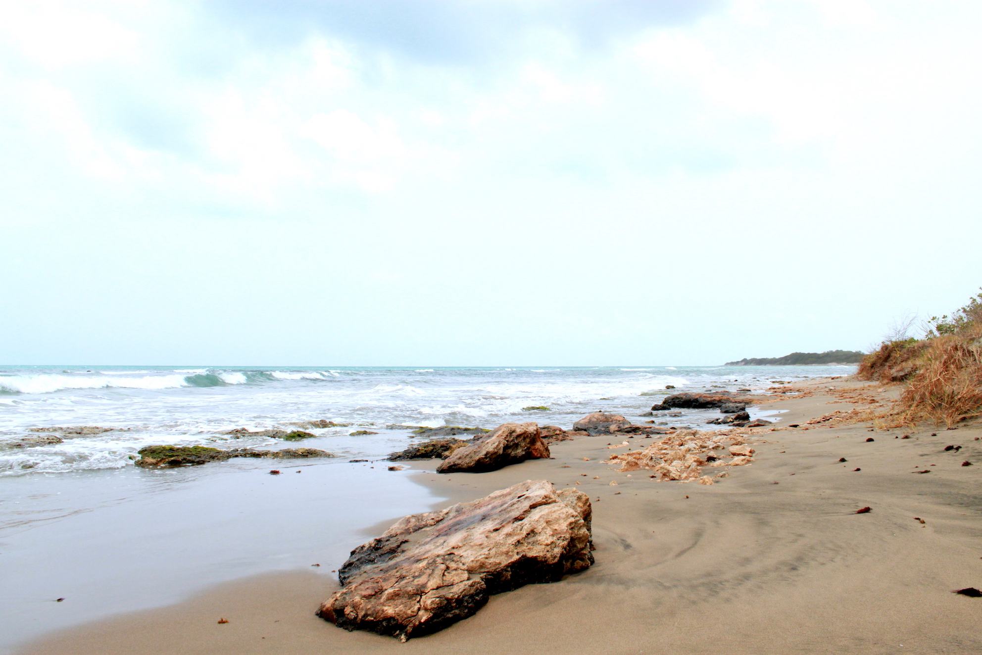Silent beaches are just a few miles away from Treasure Beach