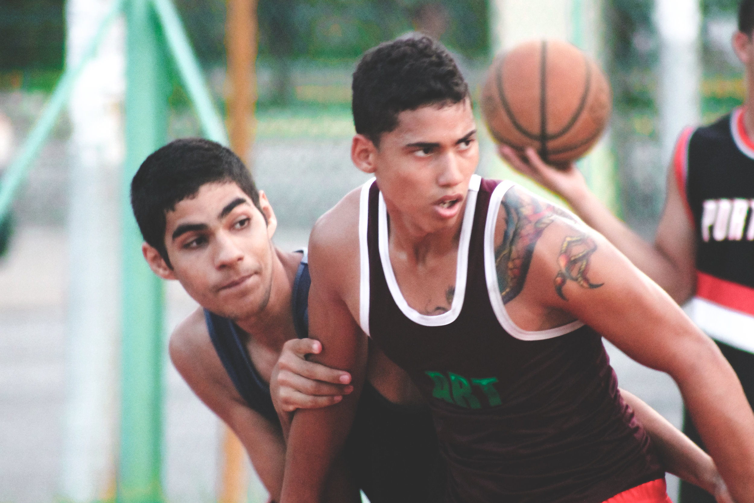 basketball cuba men playing