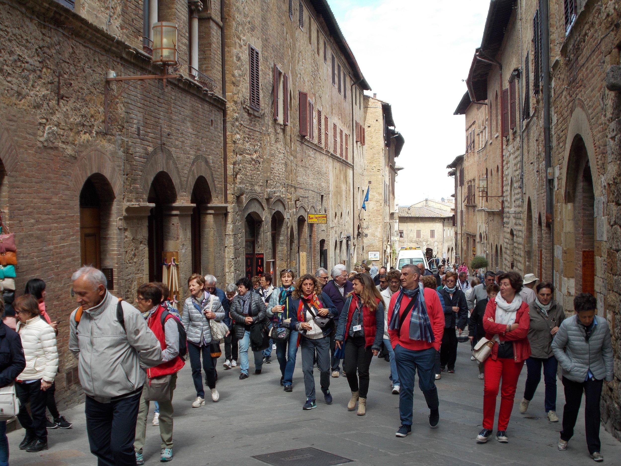 S.Gimignano