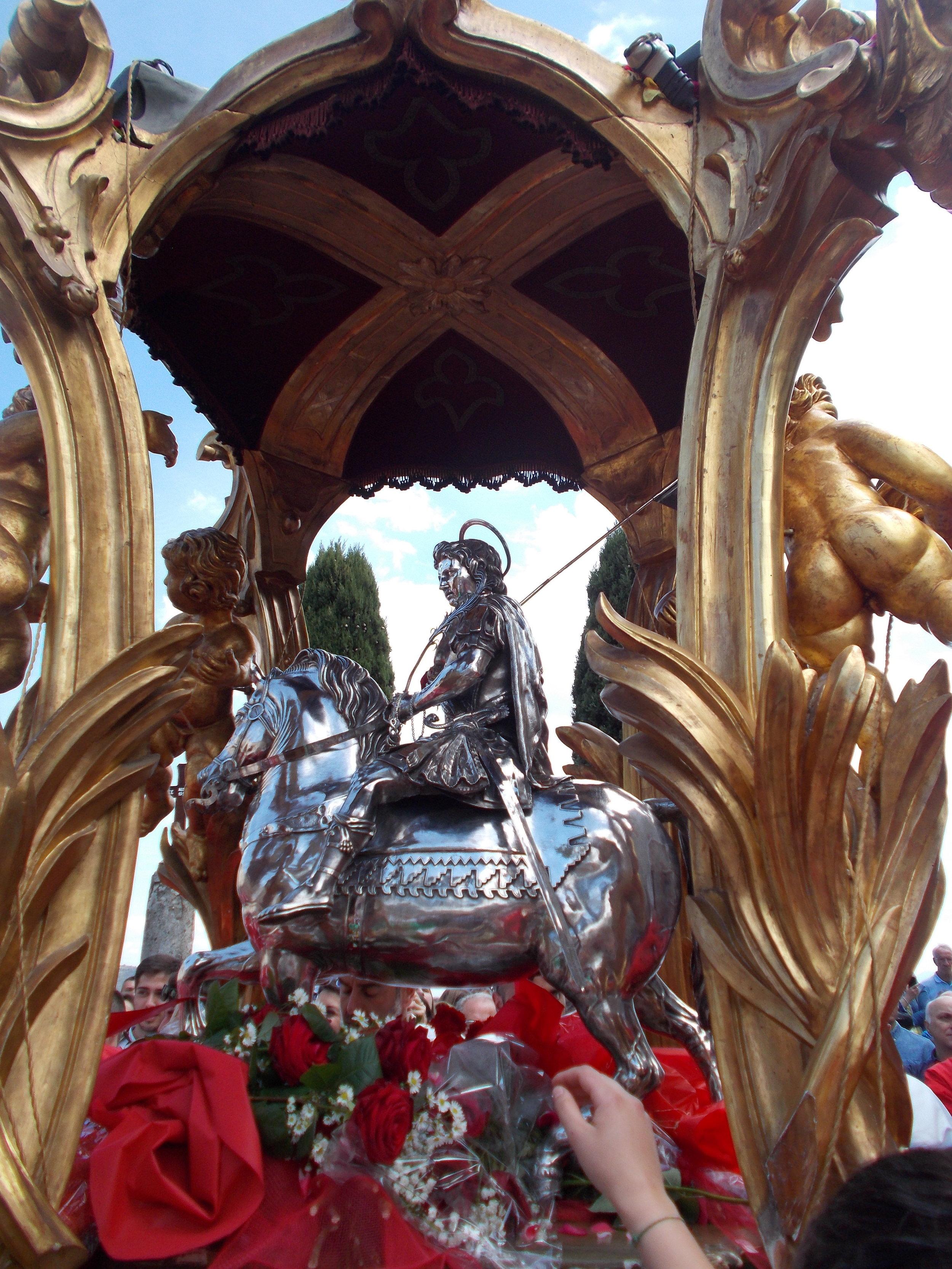 Statua del Santo