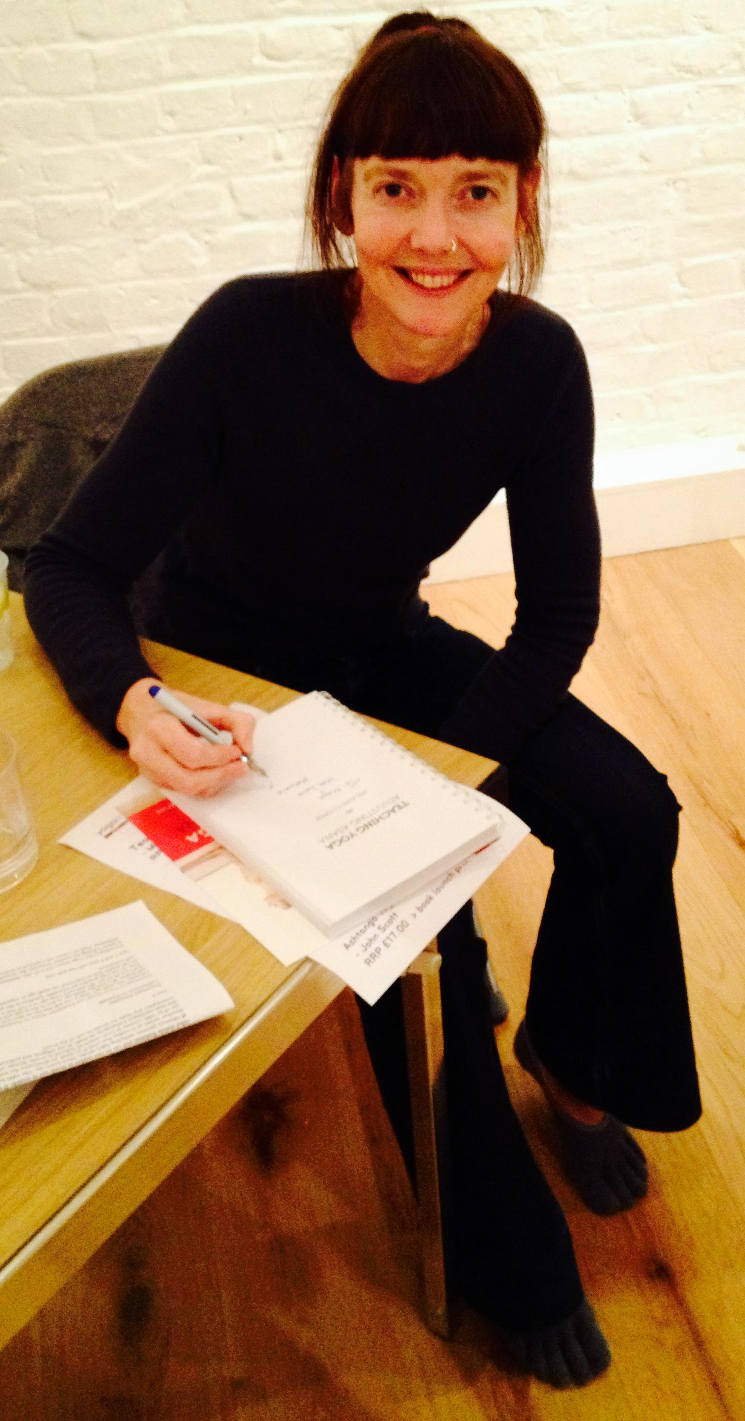 Melanie Cooper Book Signing I