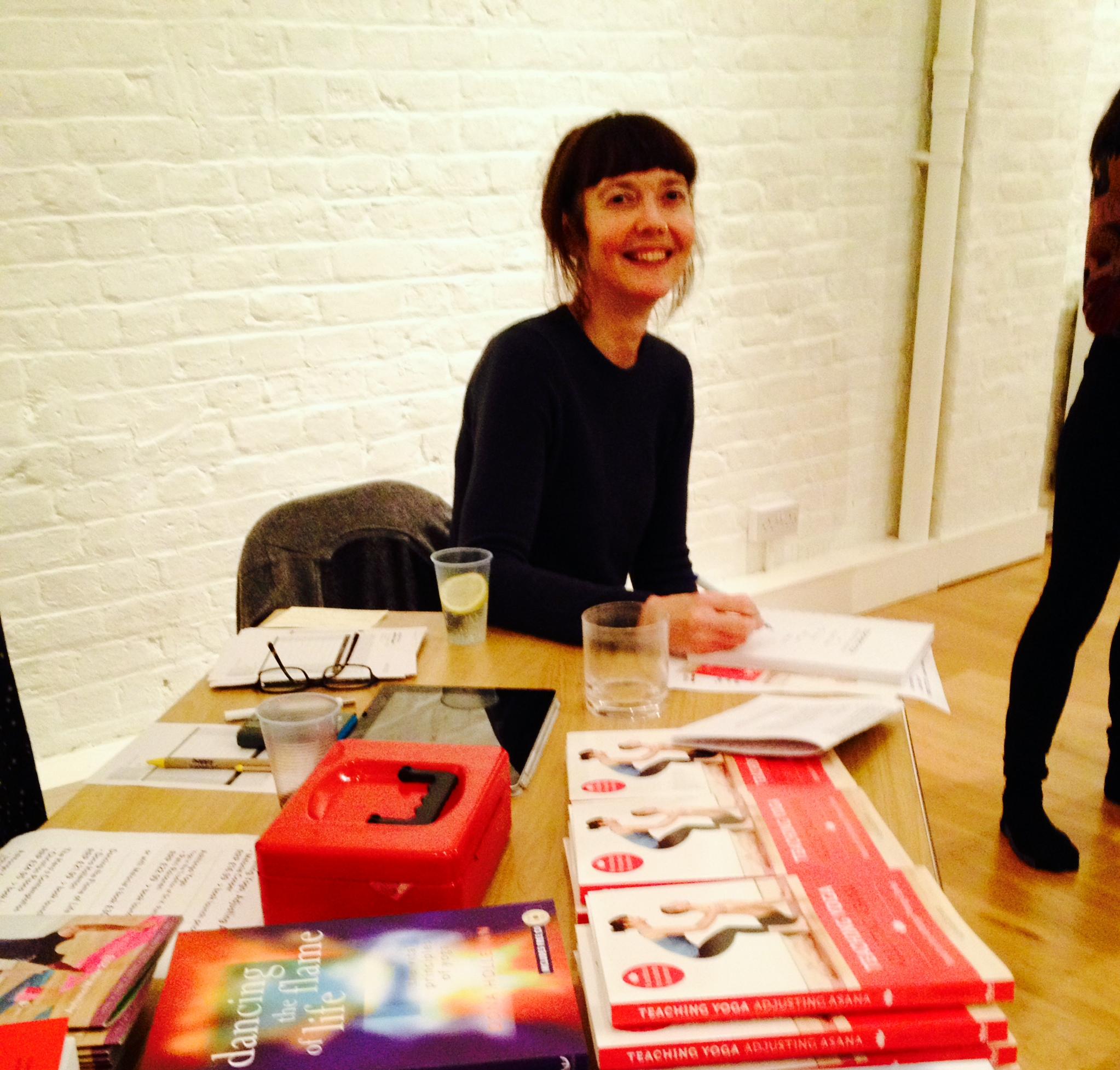 Melanie Cooper Book Signing II