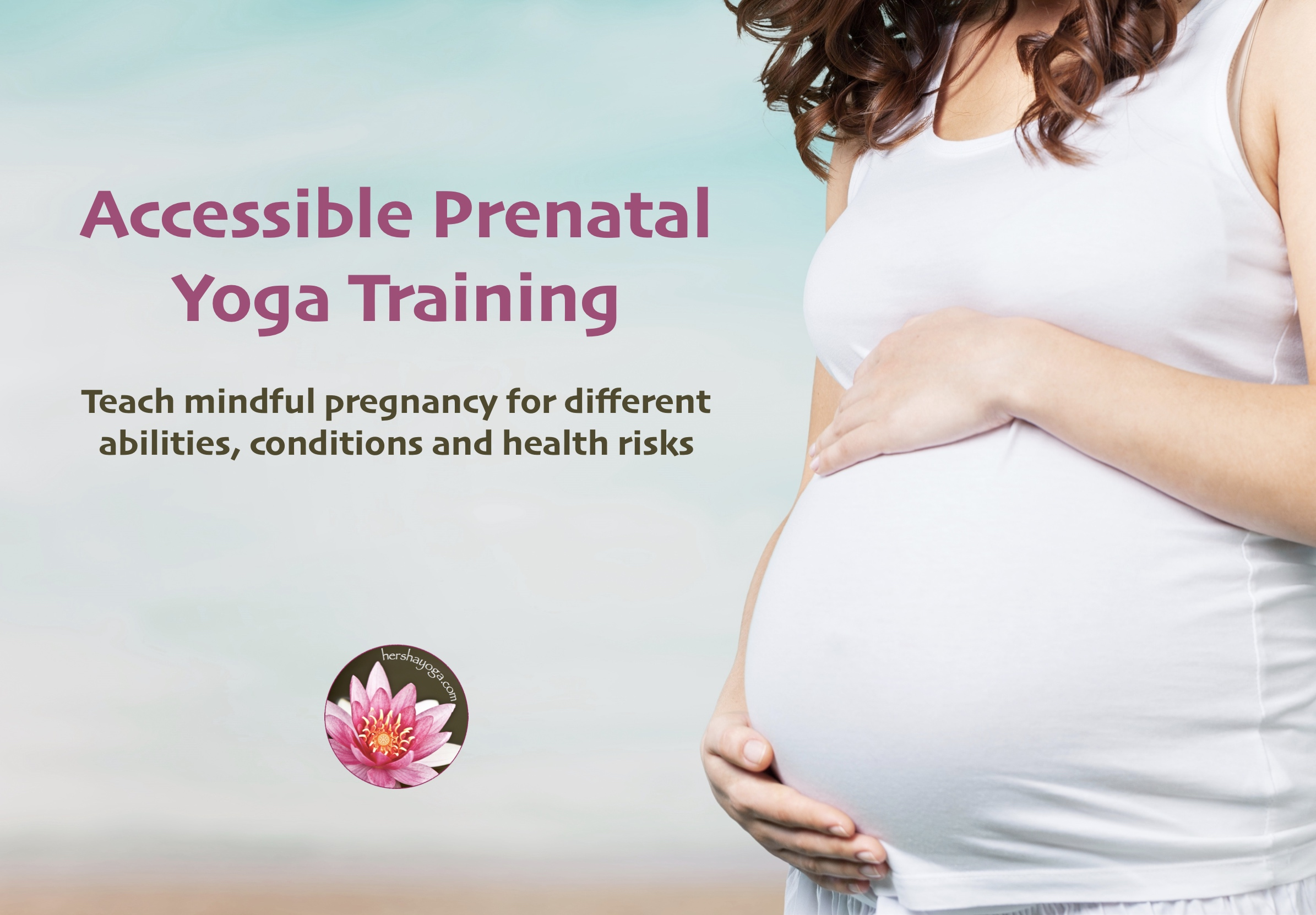 Study Online - Accessible Prenatal Yoga Training