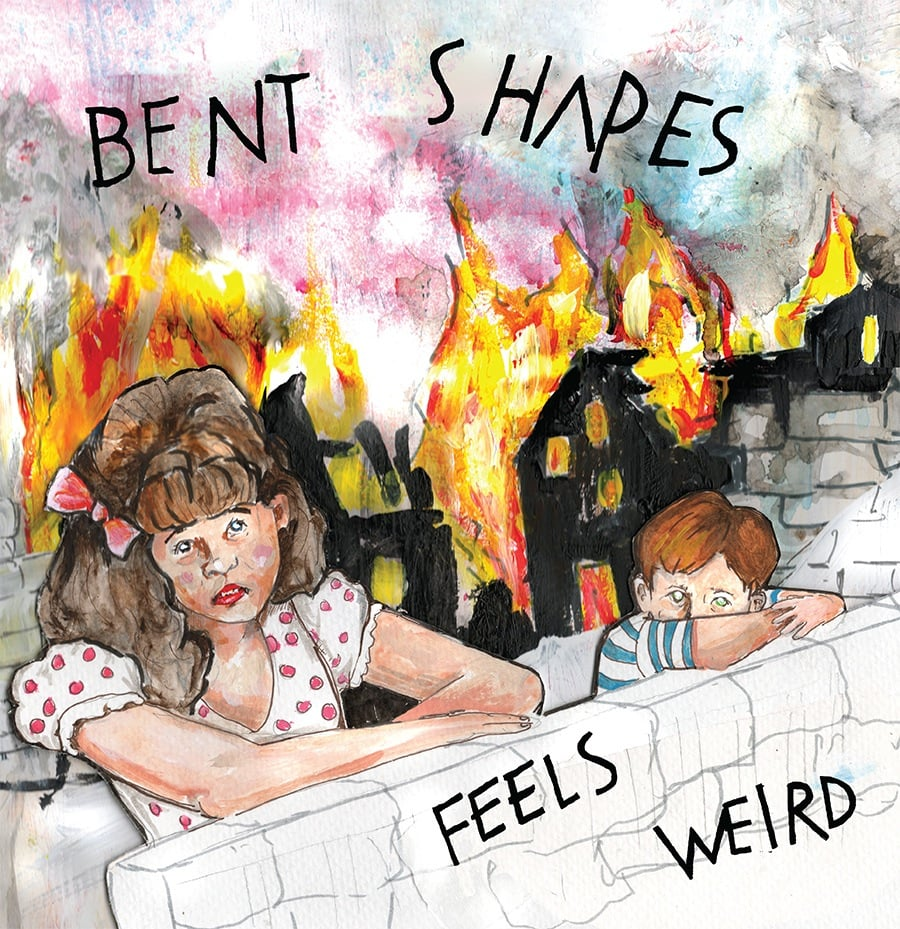 FEELS WEIRD - RELEASED August 20, 2013 on FATHER/DAUGHTER RECORDS