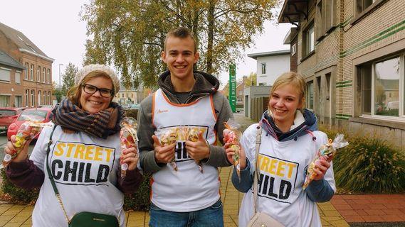 Street Child Fundraising