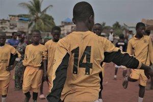 Fußballcoach