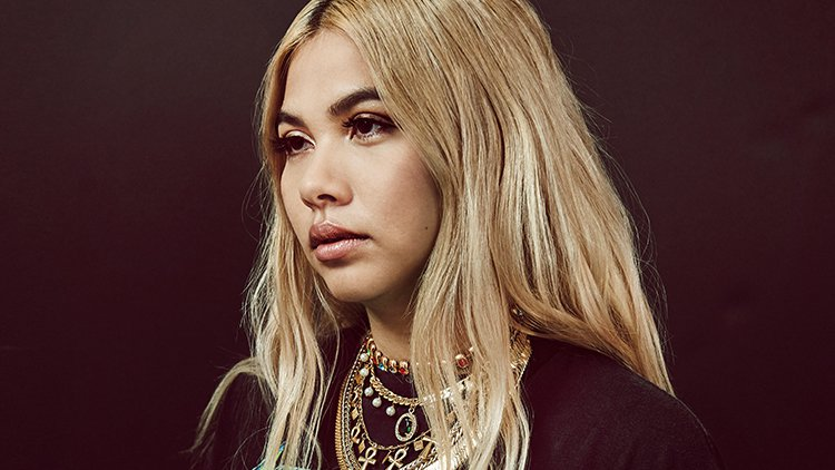 #3 Hayley Kiyoko @hayleykiyoko - Hayley Kiyoko's first single was an explosion of gay joy and her latest video release tells a beautiful love story with a steamy kiss at the end