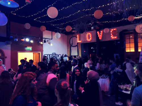 DEBUT - 'October saw Debut host an event unlike any other that had been before. In collaboration with ERIC Festival, we took the message of uncertainty around graduate jobs, and embarked on a journey to build the confidence of attendees.'