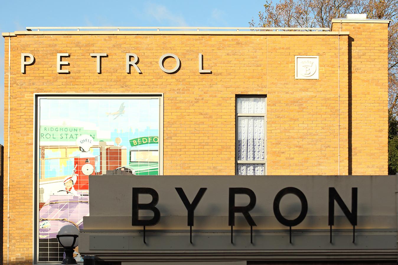 Byron - Store St.