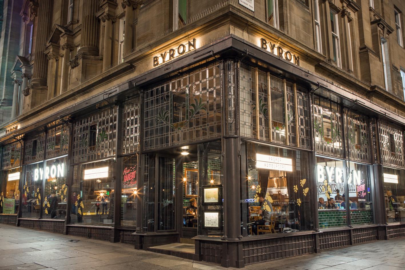 Byron - Newcastle