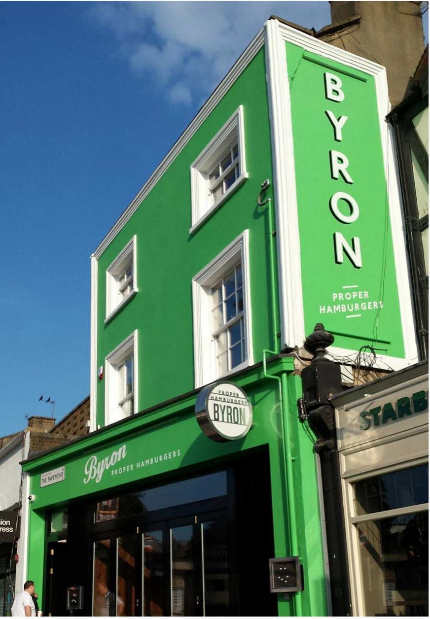 Byron - Clapham