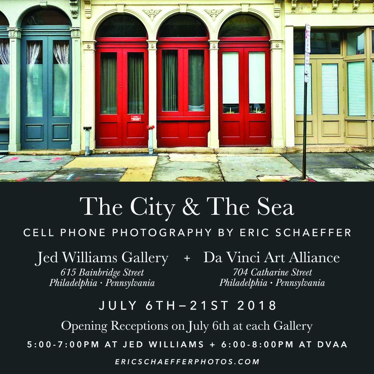 Hosted at DVAA  Gallery 2  July 6th-22nd