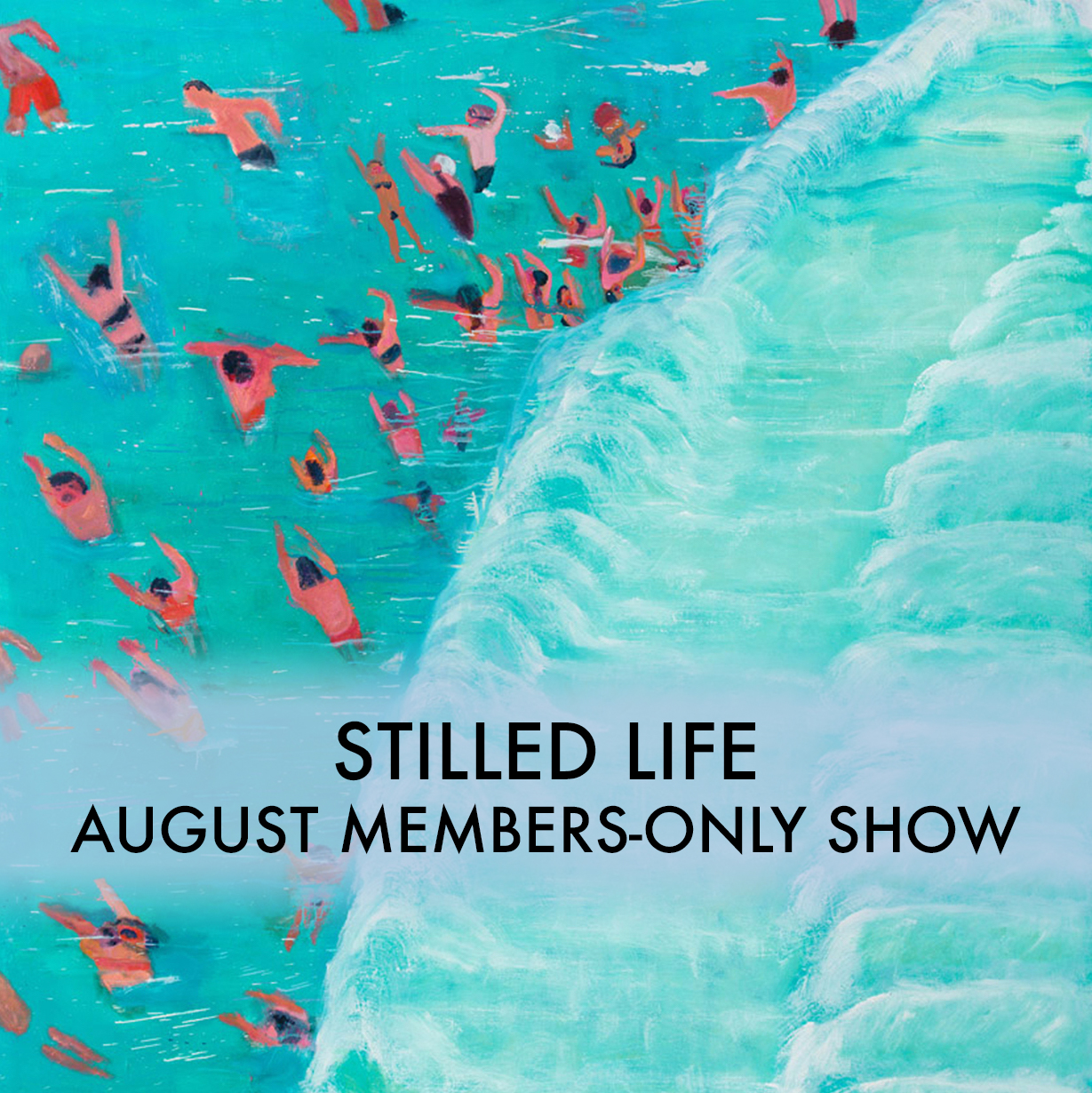 Members Only Exhibition - Gallery 1  August 4th - 15th