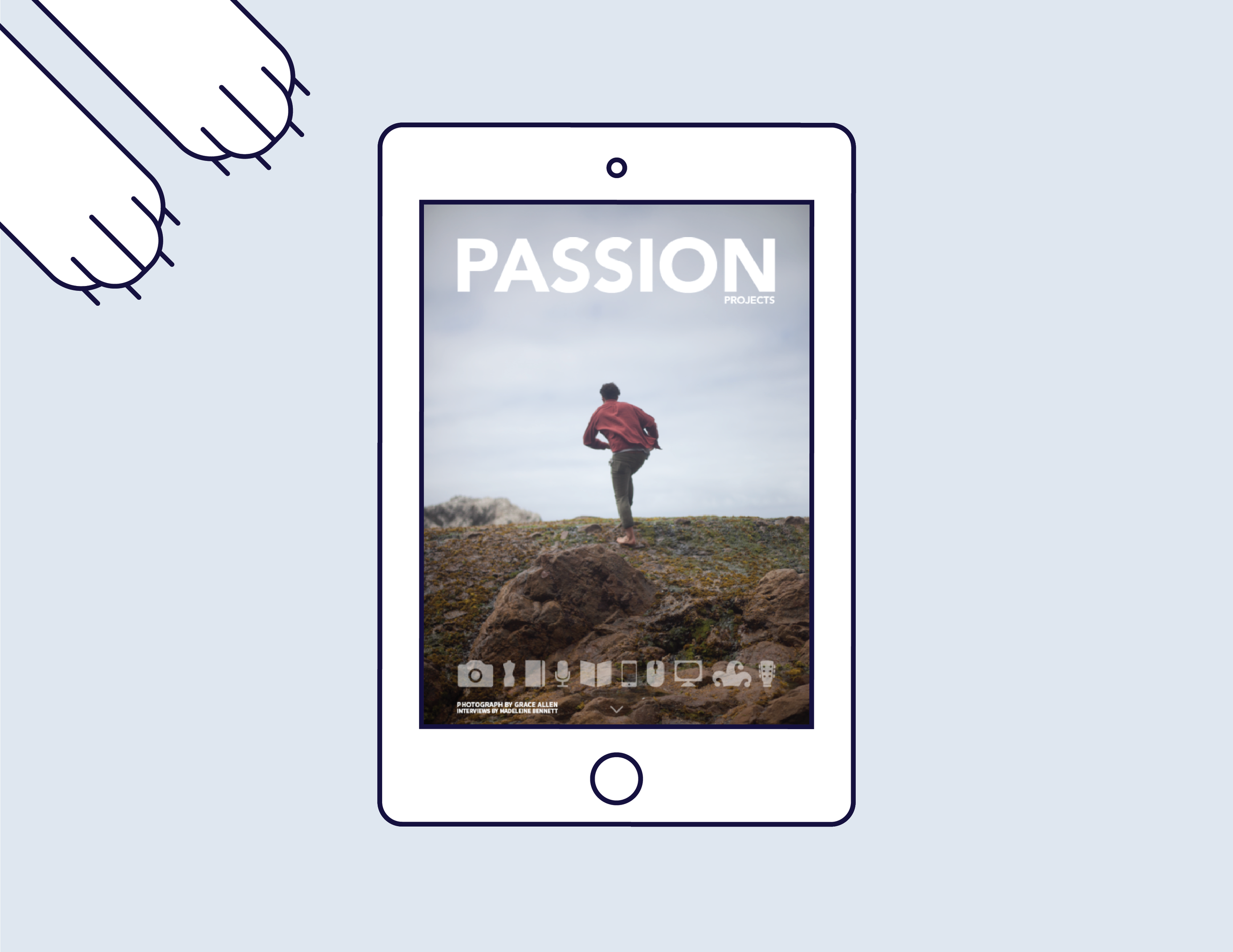 Passion Projects Article