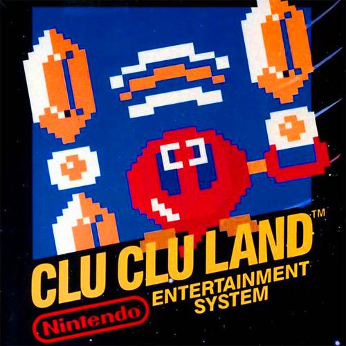 VS Clu Clu Land