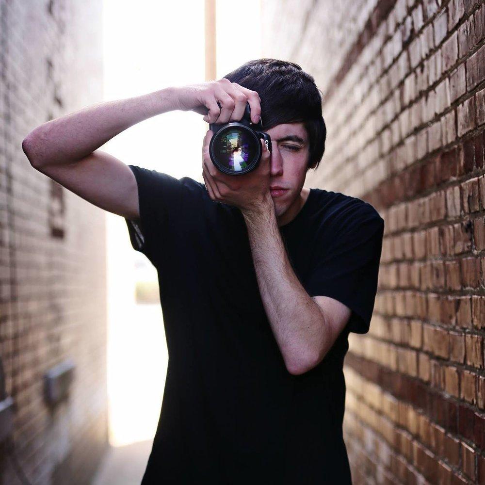 chris kalbaugh - videographer + editor