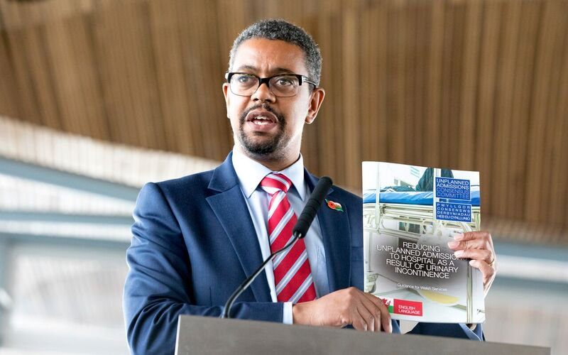 Secretary for Health, Well-being and Sport in Wales, Vaughan Gething AM endorsing the Welsh Best Practice Guide