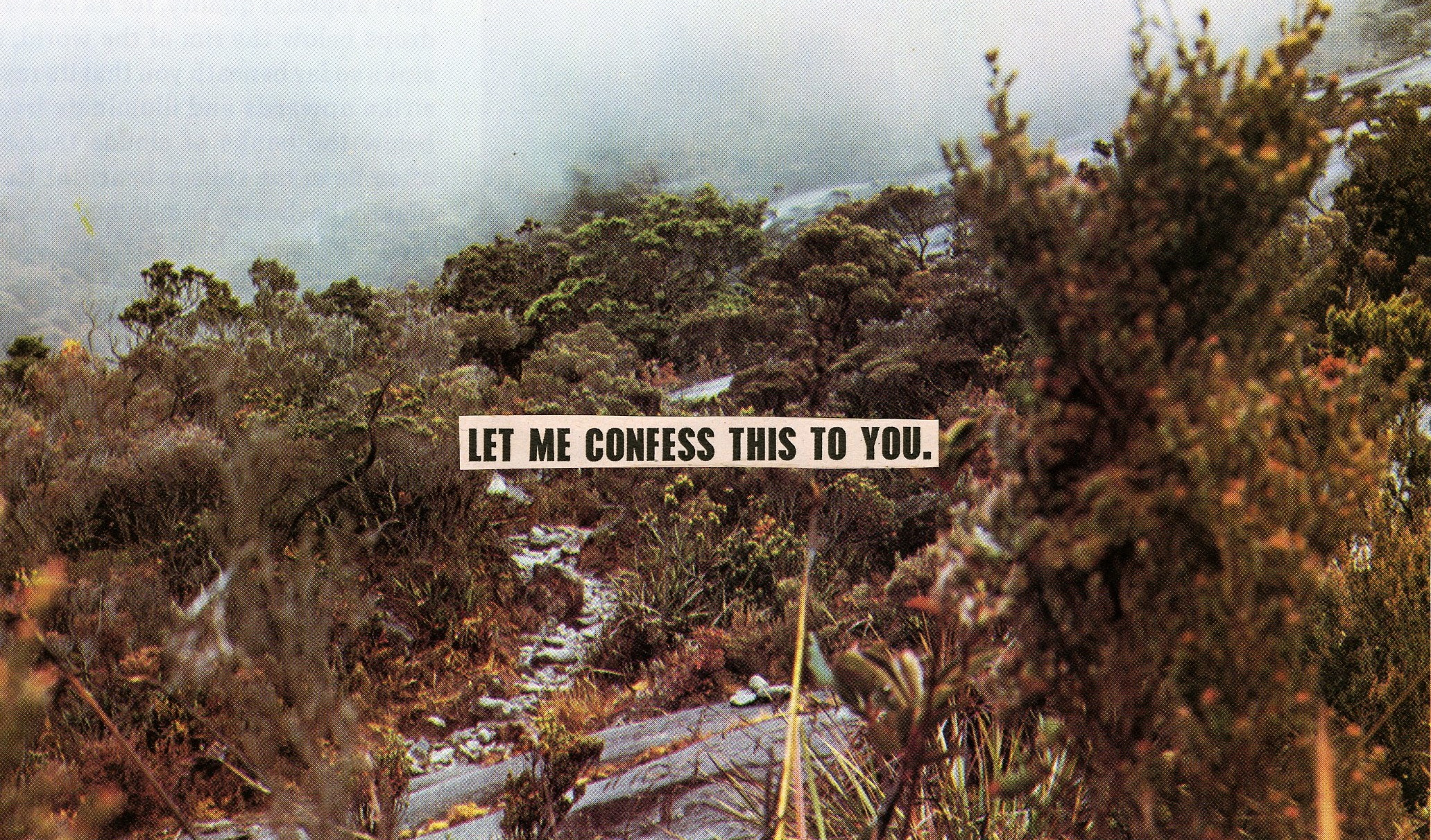 Let Me Confess, 2013.jpg