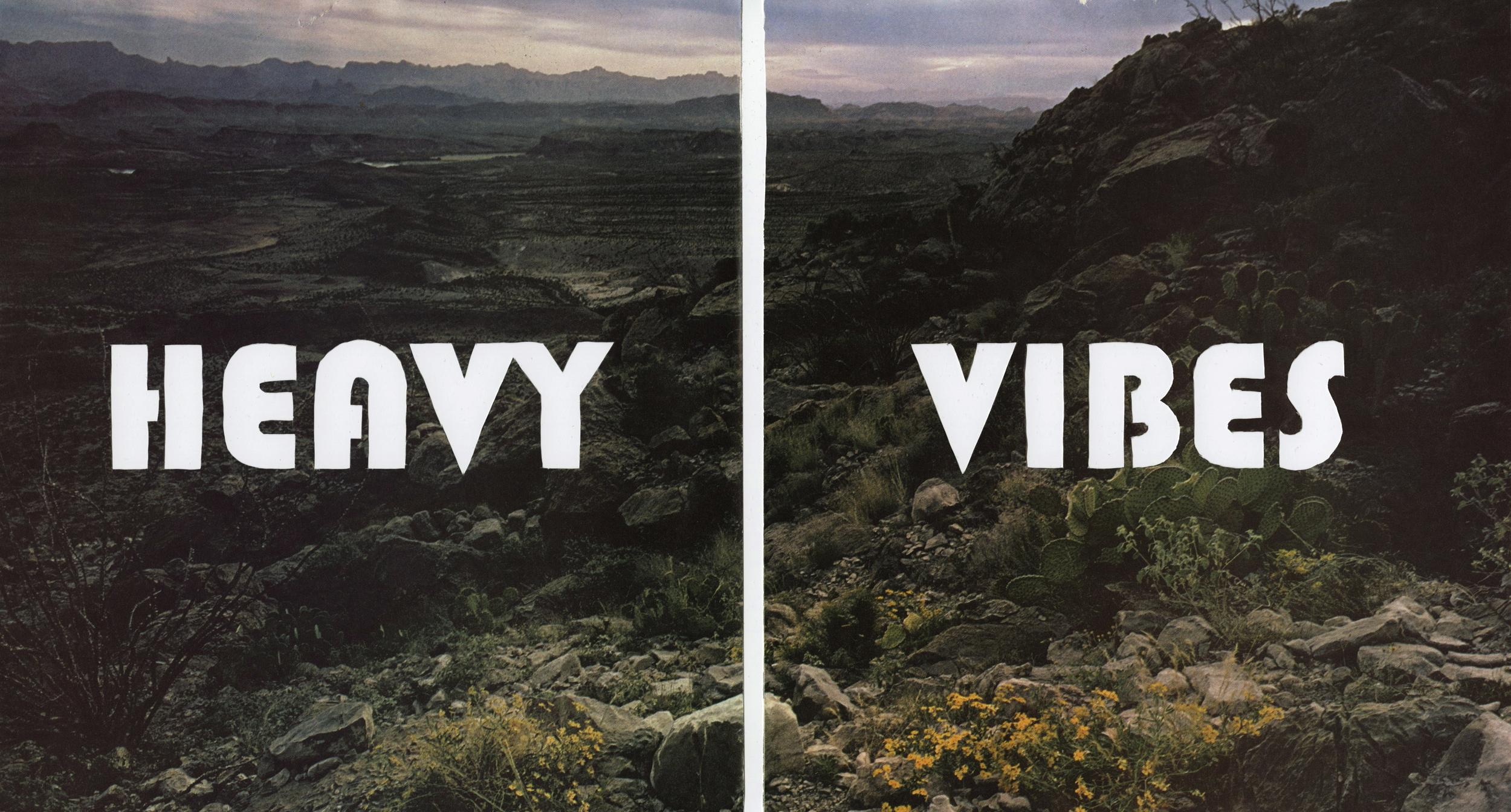 Heavy Vibes, 2013.jpg