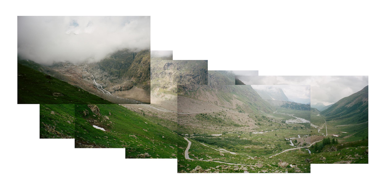 waterfall off mont blanc glacier.jpg
