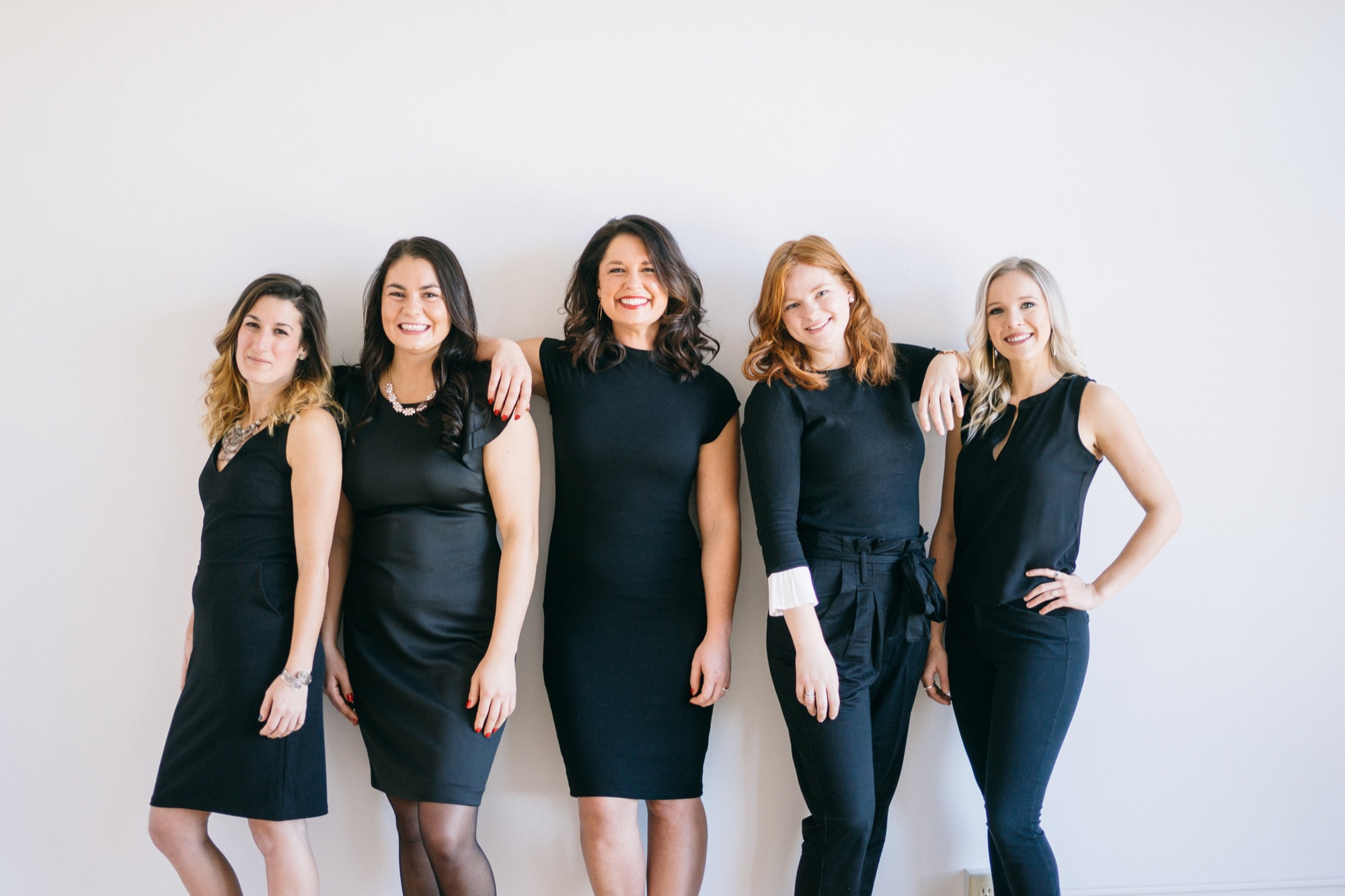 MEET THE SHE TEAM
