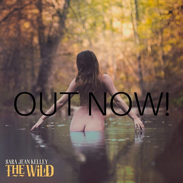 """TODAY IS THE DAY! """"The Wild"""" is out in the wild 🥰 I can't believe the journey that this project has taken, and all the amazing magical people who have help me get to this point.  @kyledreaden who mixed, engineered and masterfully produced it. We started recording over 4 years ago, and I am still floored by how beautiful and relevant and unique is sounds! @nathanwahlmandrums and @sharkhelicopter for being my kickass rhythm section for lyfe @ryan_tullock for playing all the other instruments + being my emotional support and keeping grounded (for lyfe) @jasonleedenton for taking the iconic/breathtaking photo. When I had the vision for the cover so many people said it didn't seem to """"fit the aesthetic"""", but not Jason! He saw it with me.  I can't believe it's finally here!  Go listen and share and add it your playlists. (LINK IN PROFILE) I LOVE YOU"""