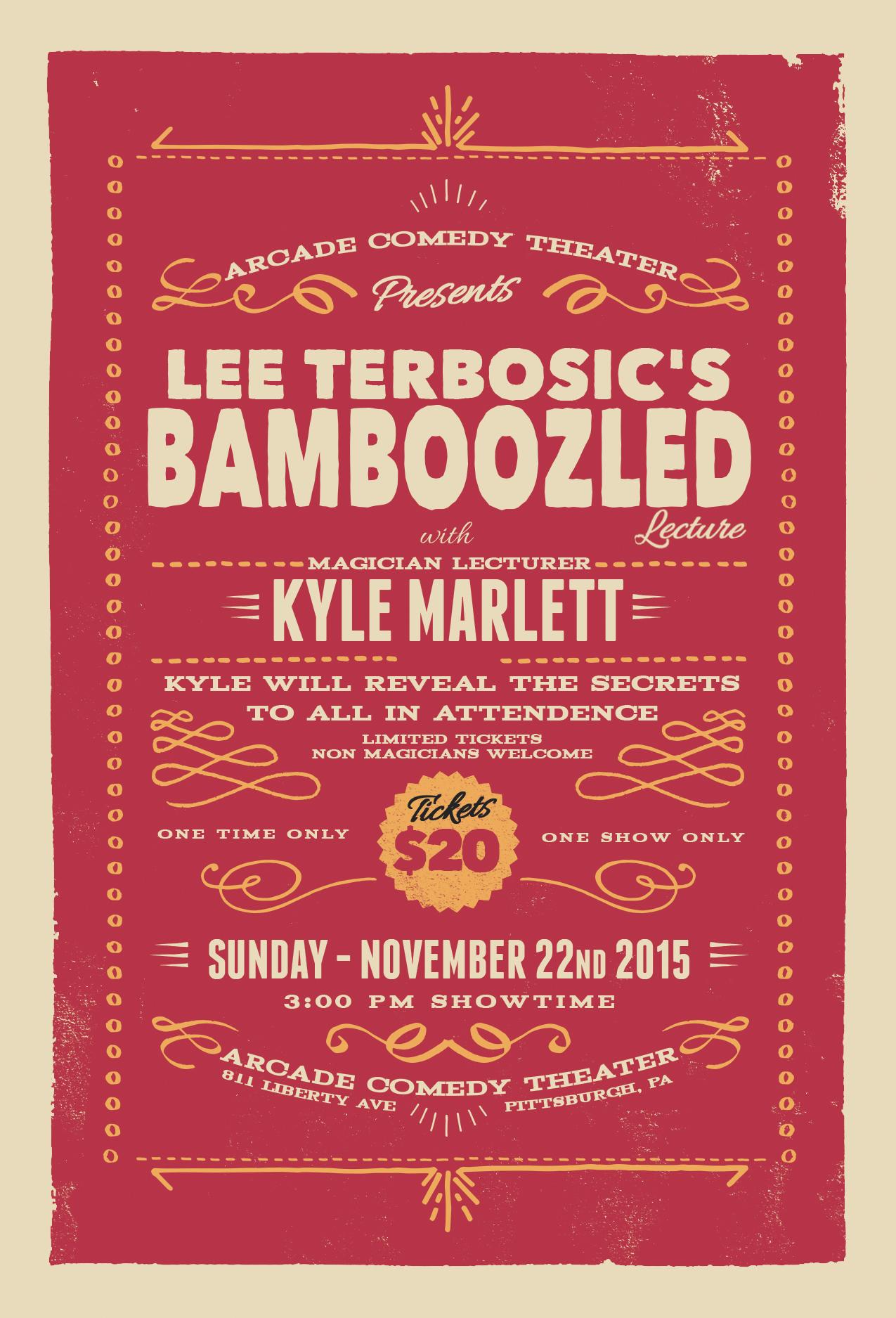 Bamboozled-Lecture-11-22-15-Kyle Marlett-4X6 Flyer.jpg