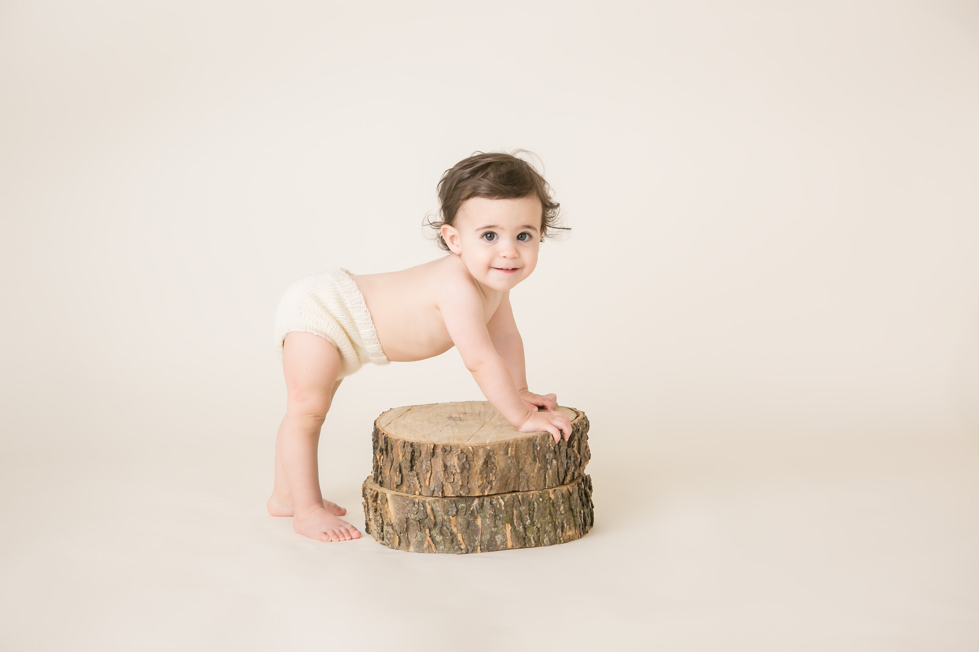 one year baby pictures natural baby plan columbus ohio photographer
