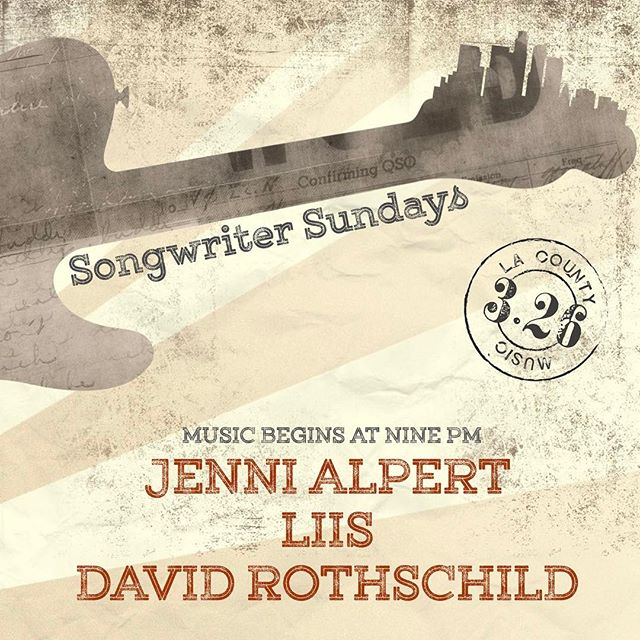 It's Sunday, I'm a songwriter, so naturally this is where I belong. Come out to The Fox and Hounds for a night of real good music. Show starts at 9, I hit at 11! Sunday scaries be damned!!! #musiclife #singersongwriter #songwritersundays