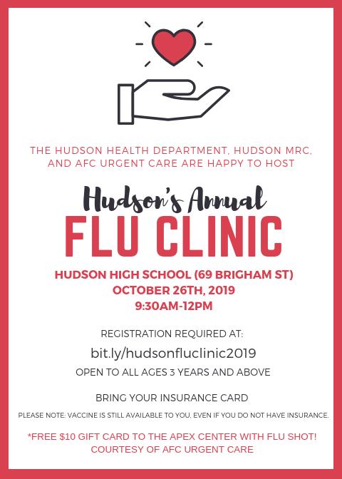 Hudson's Annual flu clinic (english).png