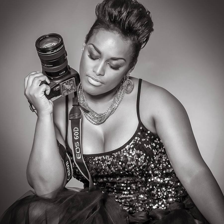 Marlo Laney (Photographer, Studio Owner, Co-Working Connector)