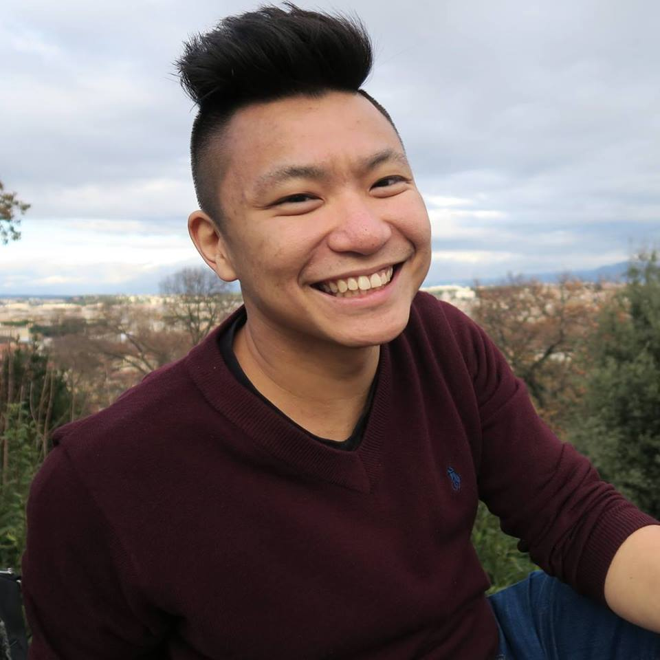 """""""Being a changemaker means that you are choosing legacy over currency""""    - Jay Wong"""
